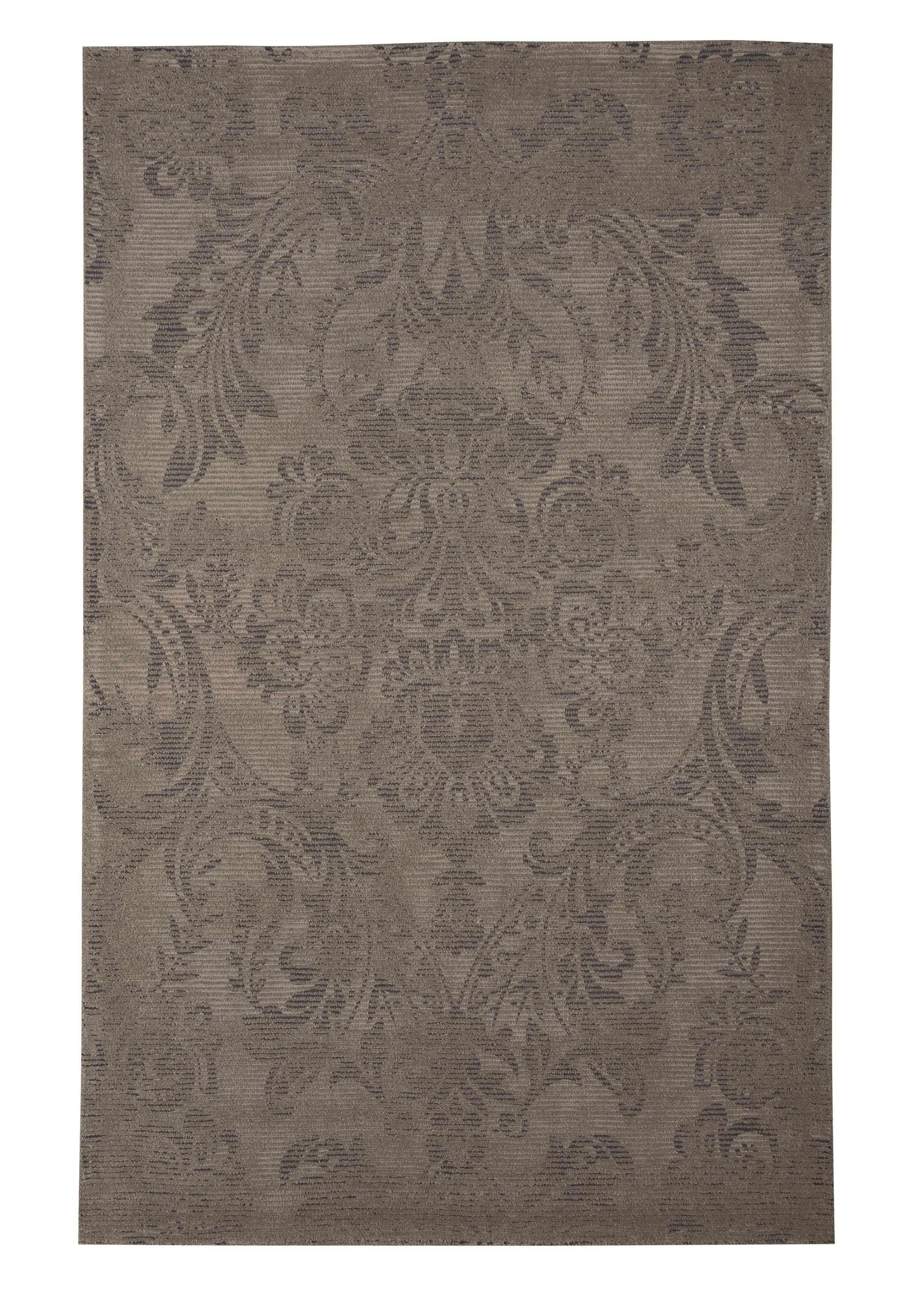 Signature Design by Ashley Contemporary Area Rugs Burks Brown Medium Rug - Item Number: R400212