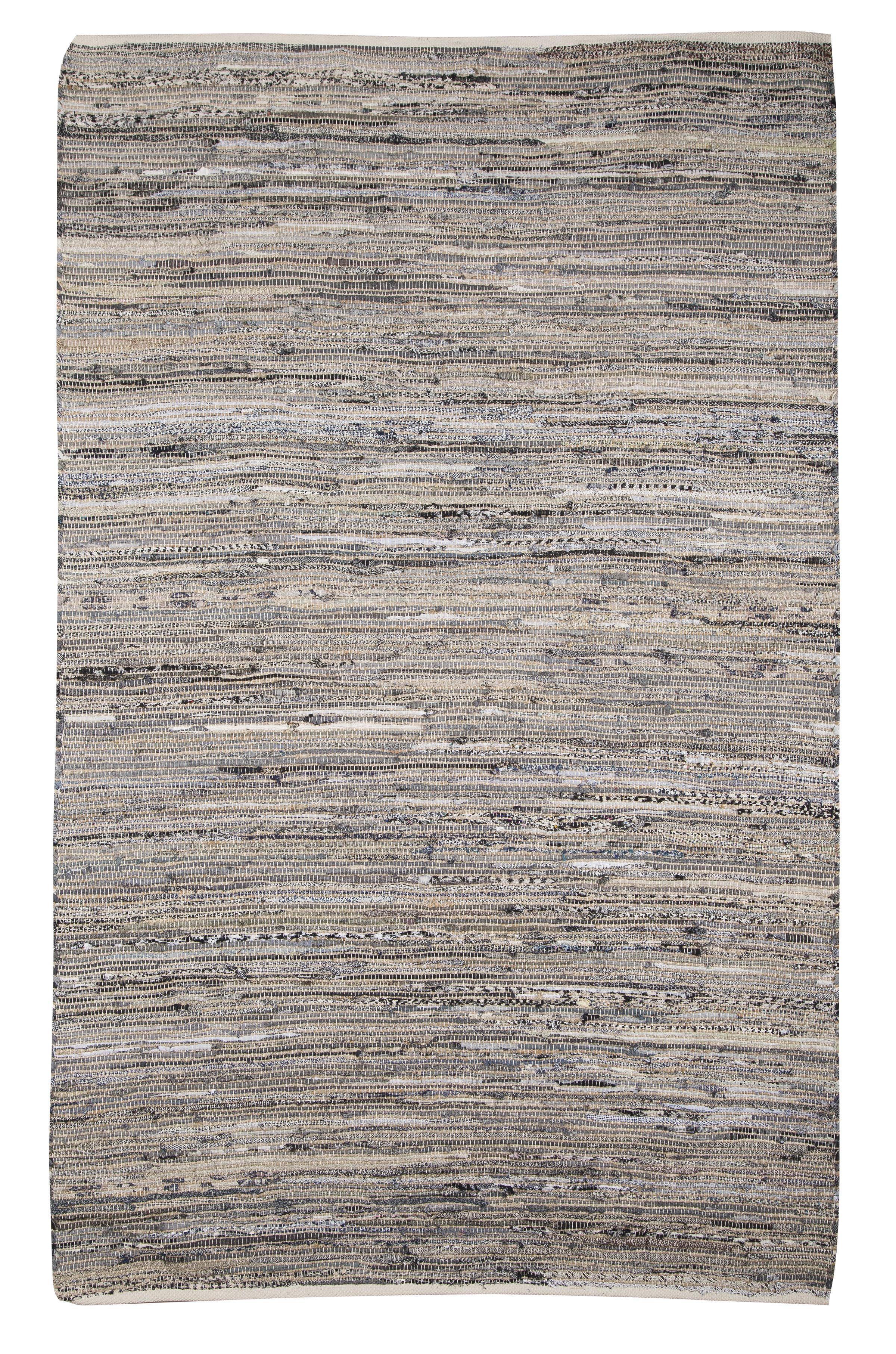 Signature Design by Ashley Contemporary Area Rugs Dismuke Natural Large Rug - Item Number: R400271