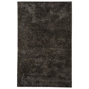 Signature Design by Ashley Contemporary Area Rugs Hermon Black Medium Rug