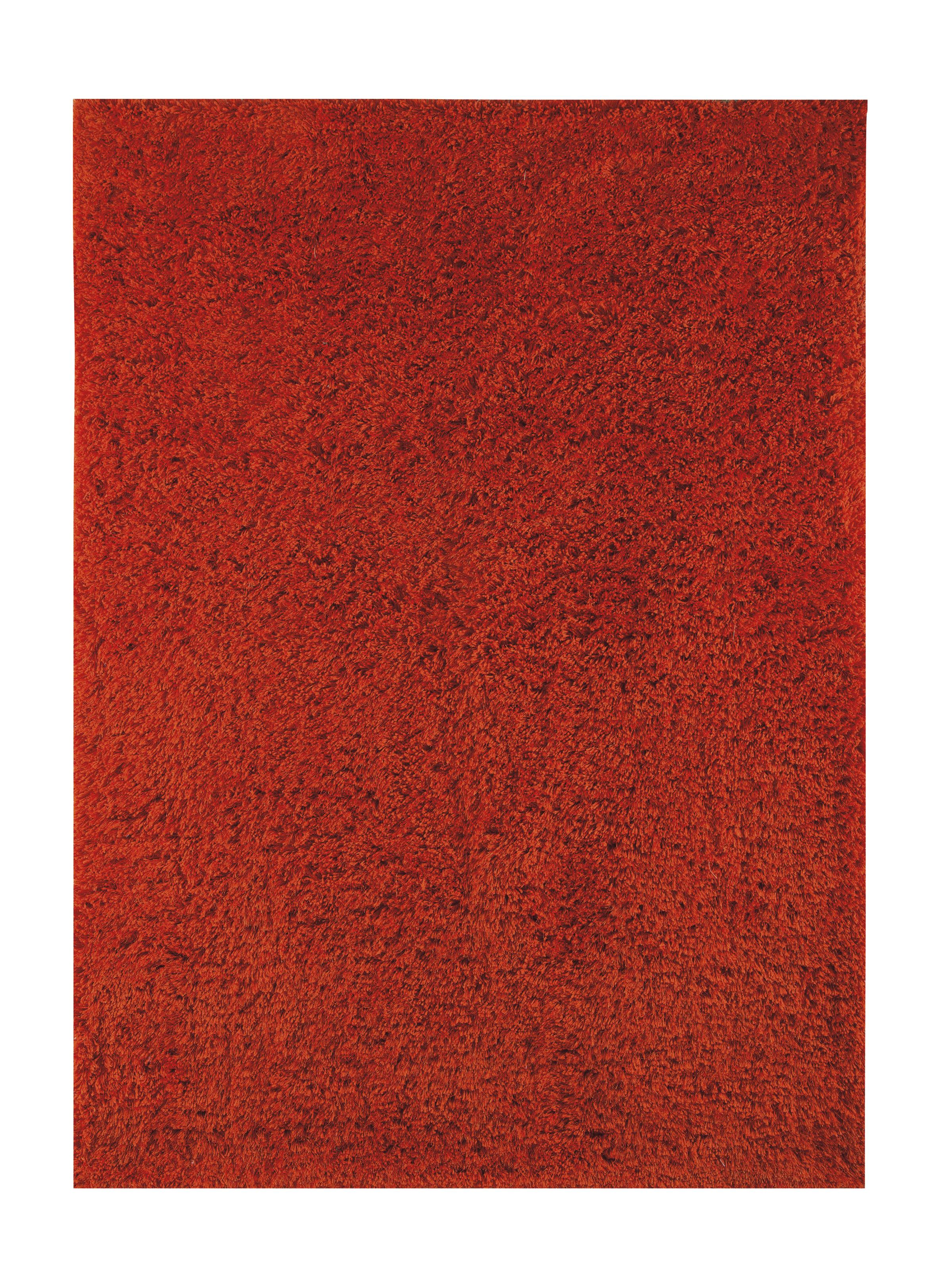 Signature Design by Ashley Contemporary Area Rugs Alonso Orange Medium Rug - Item Number: R400552