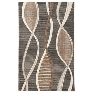 Signature Design by Ashley Contemporary Area Rugs Tay Natural Medium Rug