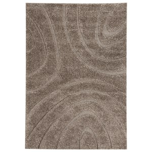 Signature Design by Ashley Contemporary Area Rugs Magnus Gray Large Rug
