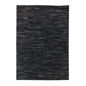 Signature Design by Ashley Furniture Contemporary Area Rugs Cowhide - Black Medium Rug