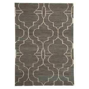 Signature Design by Ashley Contemporary Area Rugs Gillian Teal Medium Rug