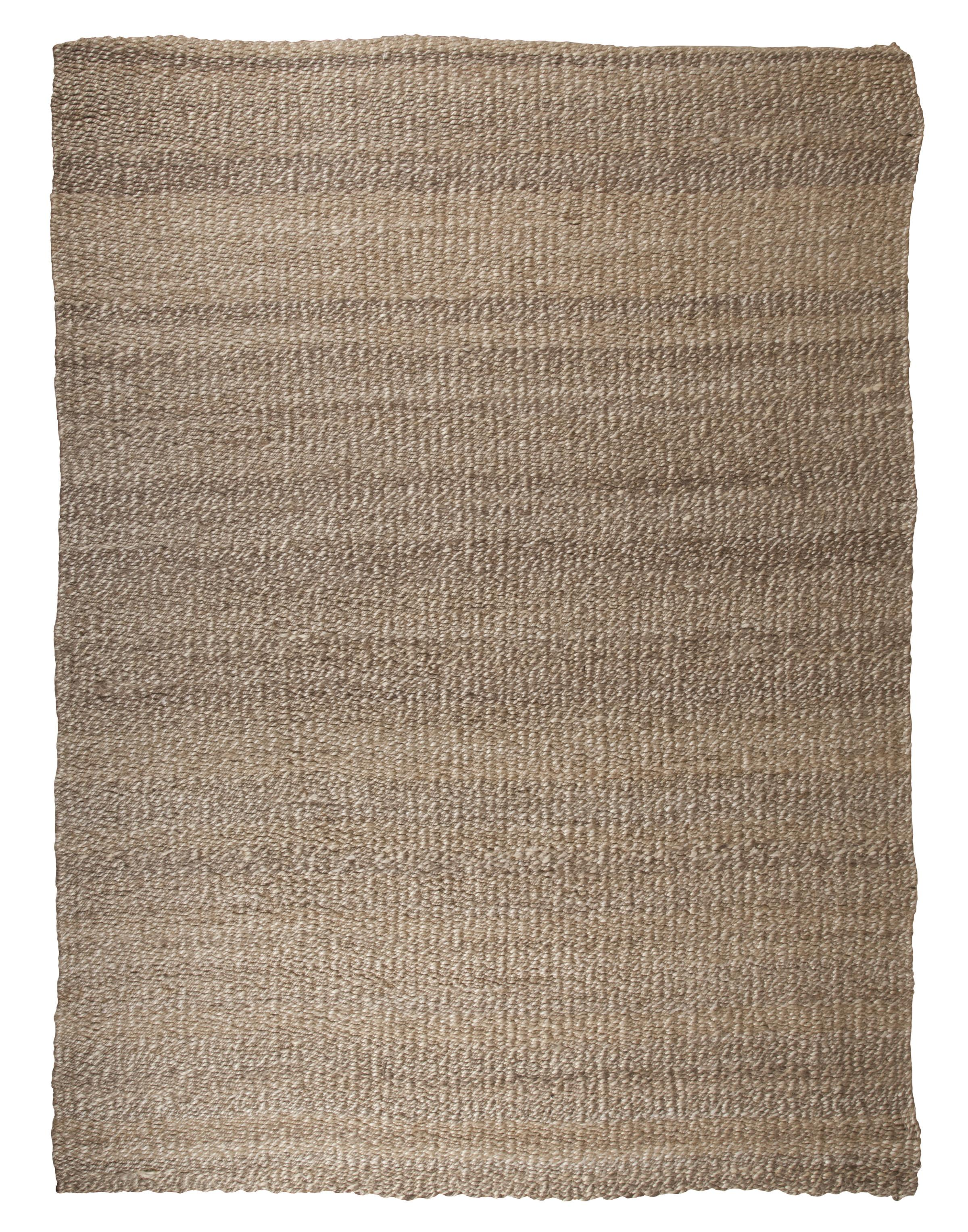 Signature Design by Ashley Contemporary Area Rugs Textured - Tan/White Medium Rug - Item Number: R401502