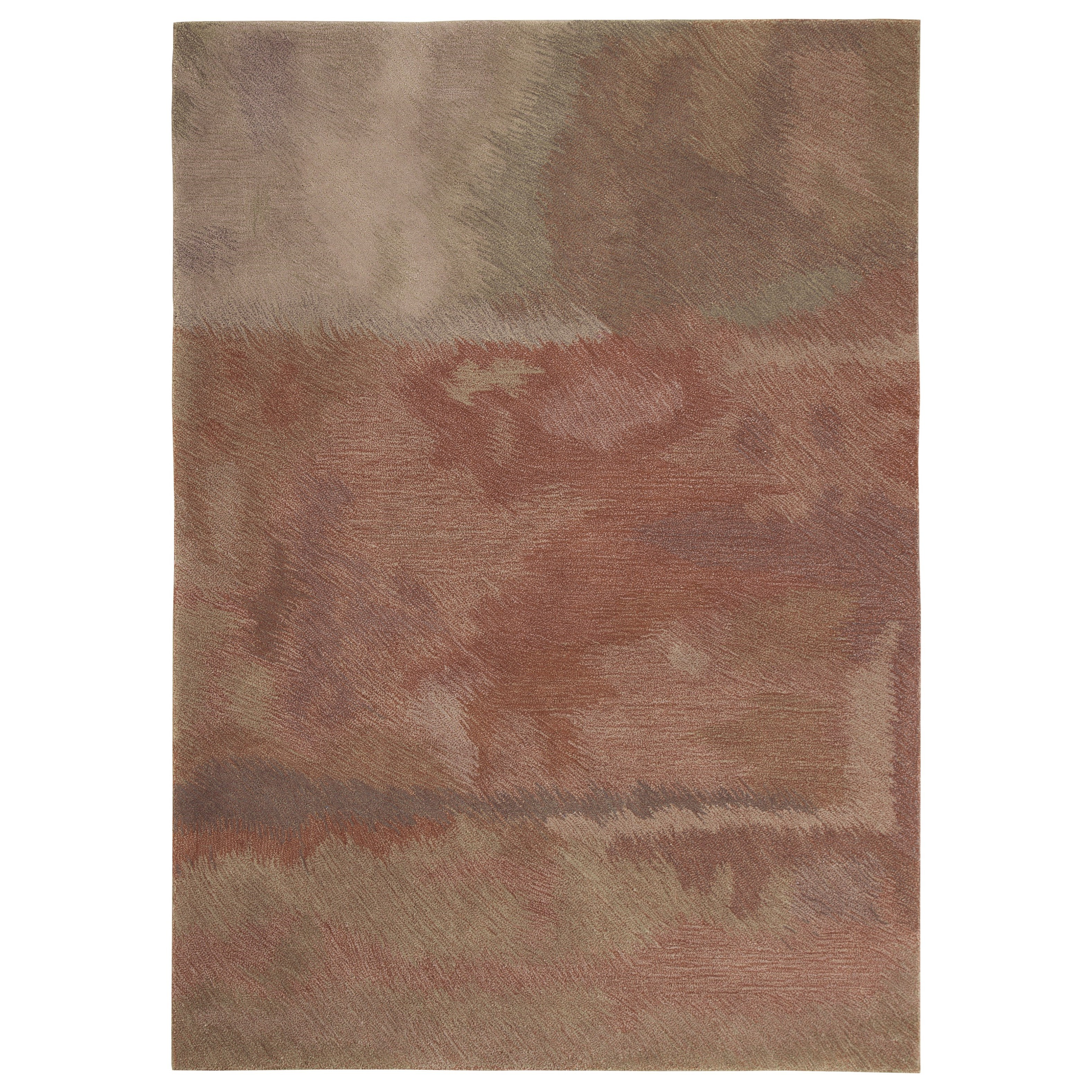 Signature Design by Ashley Contemporary Area Rugs Nikhil Multi Large Rug - Item Number: R401731