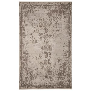 Signature Design by Ashley Contemporary Area Rugs Dajiro Gray Medium Rug