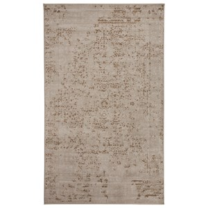 Signature Design by Ashley Contemporary Area Rugs Daiki Taupe Medium Rug