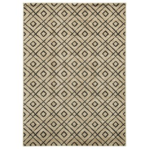 Jui Cream Large Rug