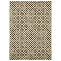 Signature Design by Ashley Contemporary Area Rugs Jui Cream Large Rug - Item Number: R401971