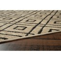 Signature Design by Ashley Contemporary Area Rugs Jui Cream Medium Rug