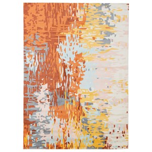 Signature Design by Ashley Contemporary Area Rugs Belara Multi Large Rug