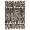 Signature Design by Ashley Contemporary Area Rugs Vinmore Tan/Gray Large Rug - Item Number: R402051