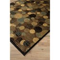 Signature Design by Ashley Contemporary Area Rugs Vance Brown Medium Rug