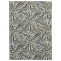 Signature Design by Ashley Contemporary Area Rugs Calendre Gray Large Rug - Item Number: R402191