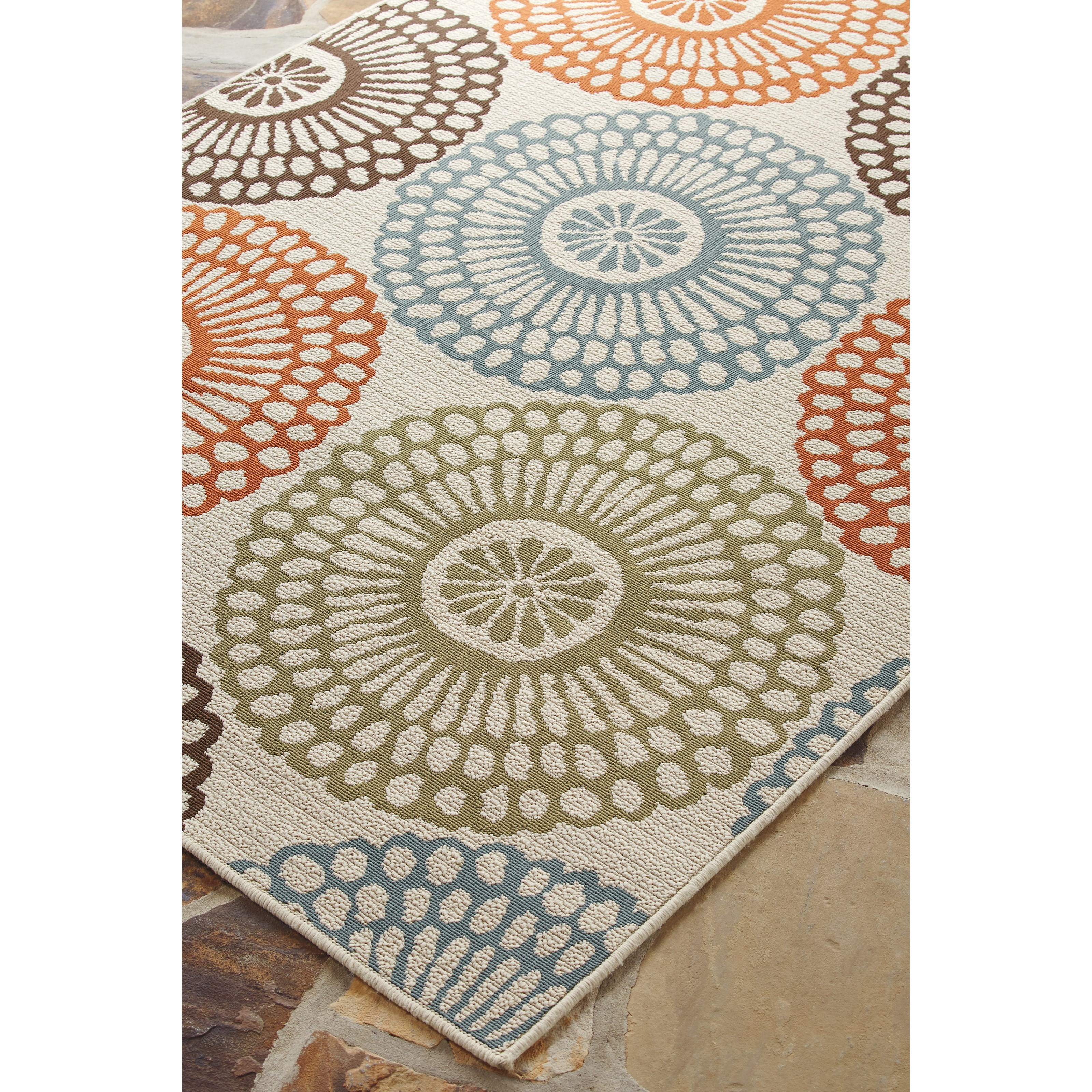 Signature Design By Ashley Contemporary Area Rugs R402271