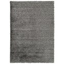 Signature Design by Ashley Contemporary Area Rugs Jumeaux Black Medium Rug - Item Number: R402442