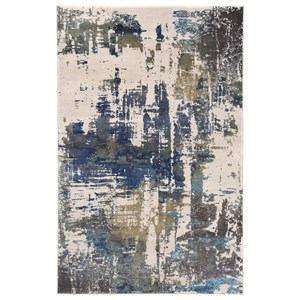 Signature Design by Ashley Contemporary Area Rugs Gabe Ivory Large Rug