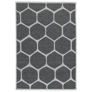 Javed Charcoal Medium Rug