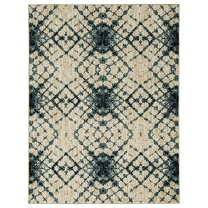 Catheryn Blue Large Rug