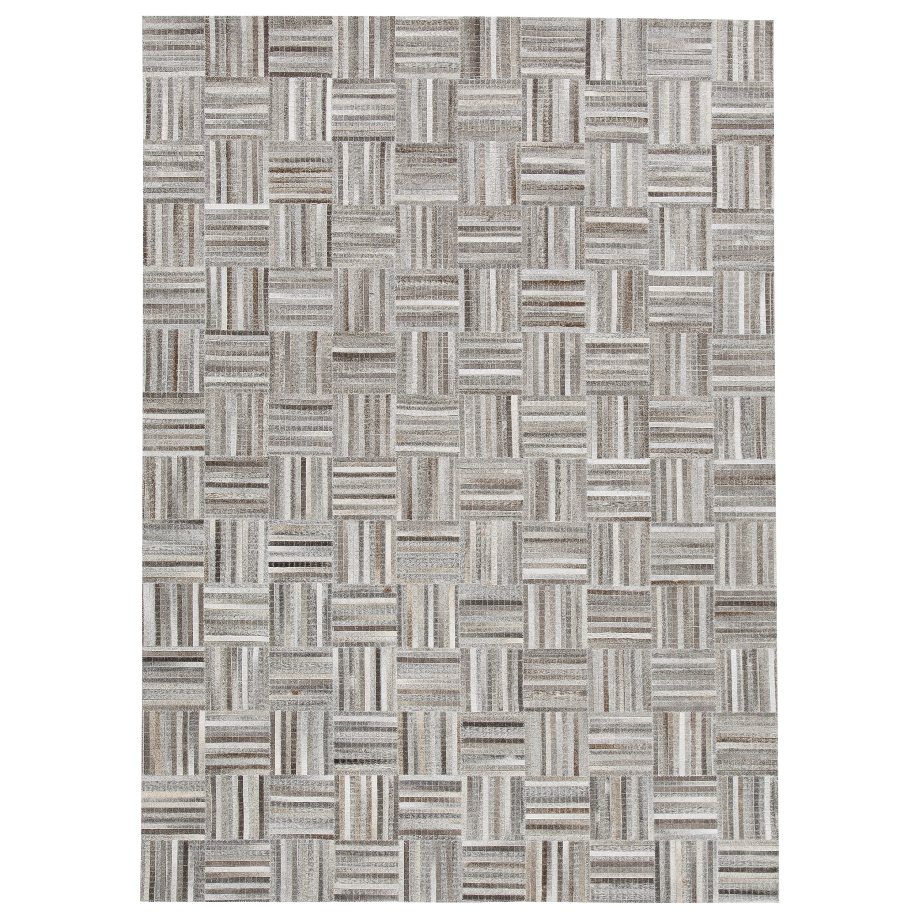 Gilham Gray Medium Rug