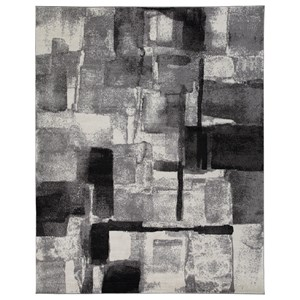 Brycebourne Black/Cream/Gray Medium Rug