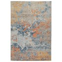 Signature Design by Ashley Contemporary Area Rugs Wraylen Indoor/Outdoor Large Rug - Item Number: R405051
