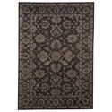 Signature Design by Ashley Traditional Classics Area Rugs Iwan Chocolate Large Rug - Item Number: R400071