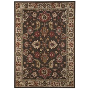 Signature Design by Ashley Traditional Classics Area Rugs Stavens Brown Large Rug