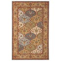 Signature Design by Ashley Traditional Classics Area Rugs Braith Multi Medium Rug - Item Number: R400862