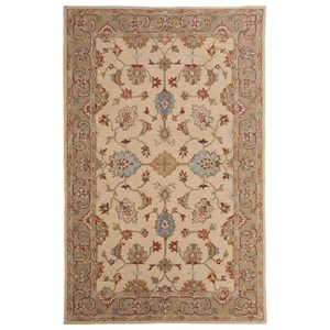 Signature Design by Ashley Traditional Classics Area Rugs Yarber Sahara Medium Rug