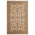 Signature Design by Ashley Traditional Classics Area Rugs Yarber Sahara Medium Rug - Item Number: R401622