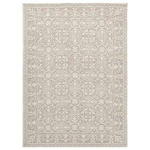 Signature Design by Ashley Traditional Classics Area Rugs Beana Ivory Medium Rug
