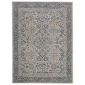 Signature Design by Ashley Traditional Classics Area Rugs Hetty Multi Large Rug - Item Number: R403861