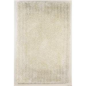 Signature Design by Ashley Transitional Area Rugs Chamberly - White Medium Rug