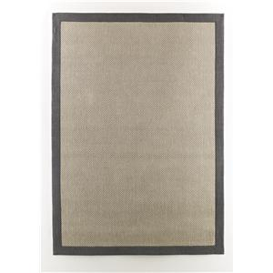 Ashley Signature Design Transitional Area Rugs Delta City - Steel Medium Rug