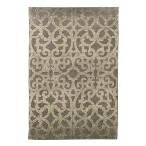 Signature Design by Ashley Furniture Transitional Area Rugs Garek Brown Medium Rug