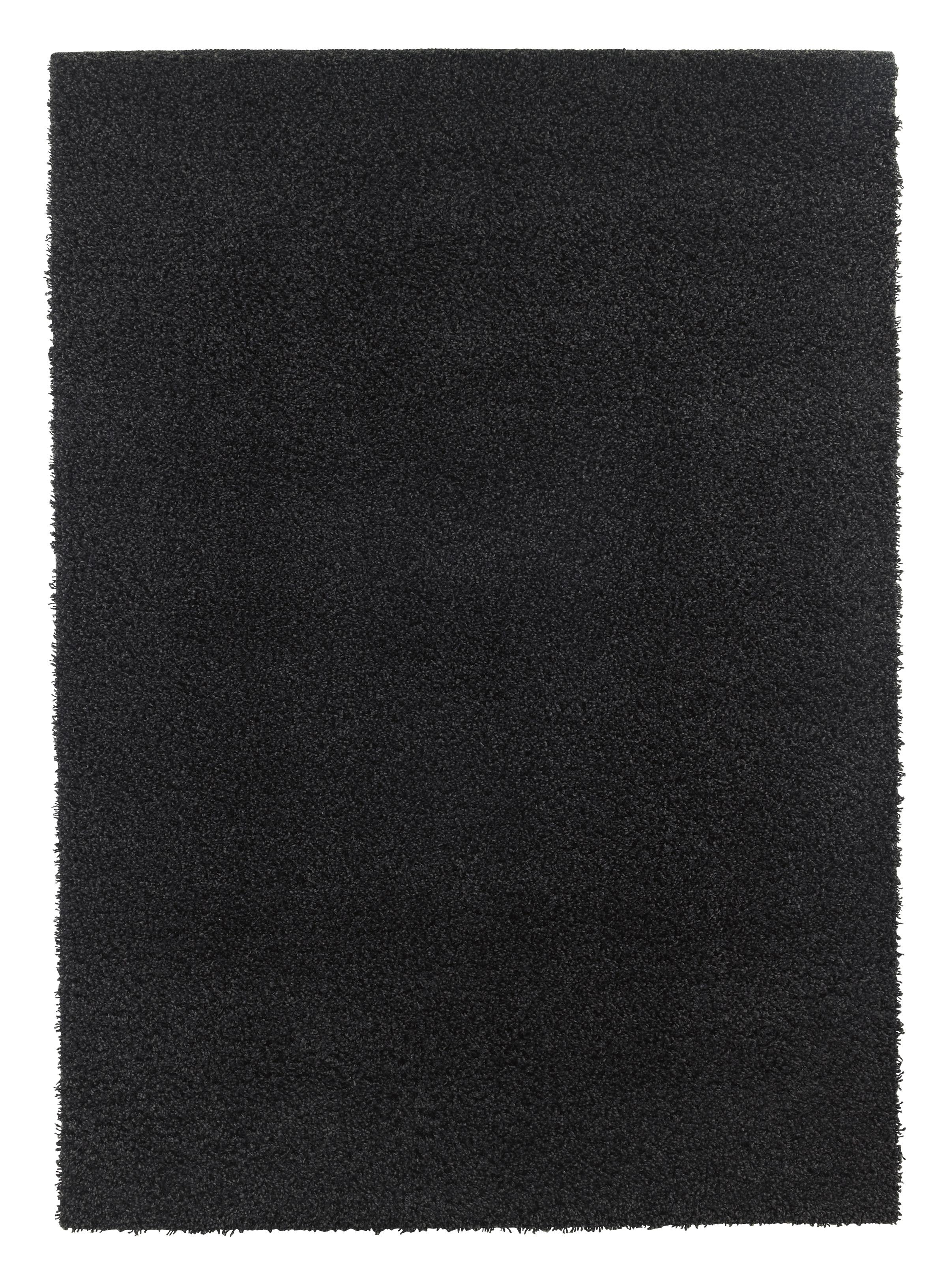 Signature Design by Ashley Transitional Area Rugs Caci Charcoal Medium Rug - Item Number: R320002