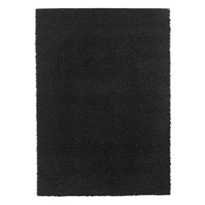 Signature Design by Ashley Transitional Area Rugs Caci Charcoal Medium Rug