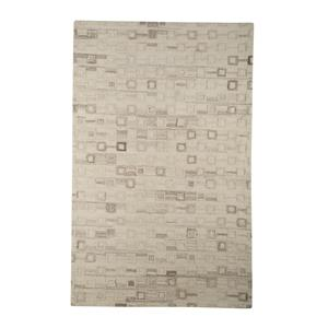 Signature Design by Ashley Transitional Area Rugs Newat Ivory Medium Rug