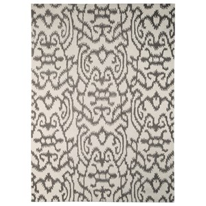 Signature Design by Ashley Transitional Area Rugs Benbrook Gray/Ivory Medium Rug