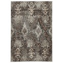 Signature Design by Ashley Transitional Area Rugs Vidonia Gray/Taupe Large Rug - Item Number: R400311
