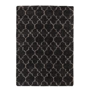 Signature Design by Ashley Transitional Area Rugs Gate - Black Medium Rug