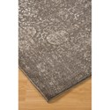 Signature Design by Ashley Transitional Area Rugs Patras Brown Large Rug