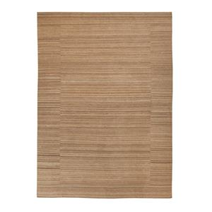Signature Design by Ashley Transitional Area Rugs Flatweave - Tan Medium Rug