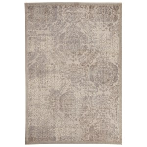 Signature Design by Ashley Transitional Area Rugs Fulci Cream Large Rug