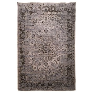 Signature Design by Ashley Transitional Area Rugs Kyan Blue/Ivory Large Rug