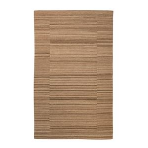 Signature Design by Ashley Transitional Area Rugs Flatweave - Taupe Medium Rug