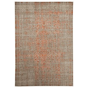 Signature Design by Ashley Transitional Area Rugs Angelito Seaspray Medium Rug