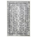 Signature Design by Ashley Transitional Area Rugs Jirou Gray/Taupe Large Rug - Item Number: R402631